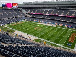Chicago Bears Seating Chart Soldier Field Section 432 Seat Views Seatgeek