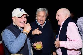 patriots owner deflategate judge mingle at party page six