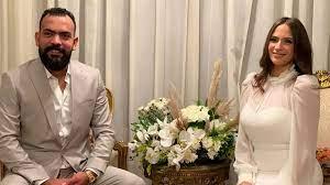 خالد عليش يحتفل بخطوبته على مقدمة برامج شهيرة