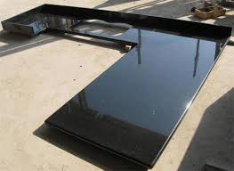 brown santa cecilia black granite prefabricated kitchen countertops laminate worktops manufacturers and suppliers china customized s sun stone