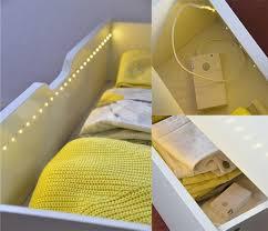 Led Lichtband Streifenband Lichterband Schublade Real