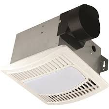 monument exhaust fan with light 50 cfm 3 sone 4 in duct