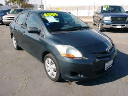 2007 toyota yaris 4dr sdn auto s available for in garden grove