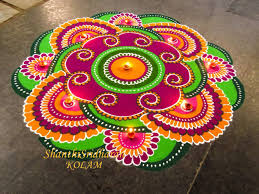 Diwali Rangoli Designs For Competition Kolam Mandala New Rangoli Designs Colorful Rangoli