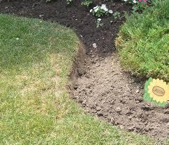 garden edger. Garden Bed Edging Edger