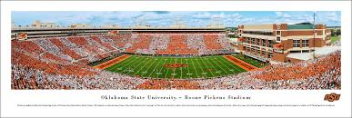 T Boone Pickens Stadium Seating Chart Boone Pickens Stadium Facts Figures Pictures And More Of