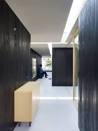 suppose design office toshiyuki. Charred Timber Surface Of The Rooms Image © Toshiyuki Yano Suppose Design Office F