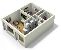 Small Picture 3d Home Plan Latest Gallery Photo