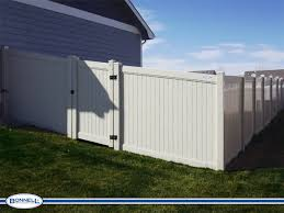Vinyl Privacy Fence Bonnell Fencing Services