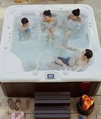 portable spas for bathtub hot tub installation ideas backyard deck designs portable spas outdoor hot tubs hot spring spas portable bathtub spa whirlpool