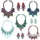 Модные ожерелья фото