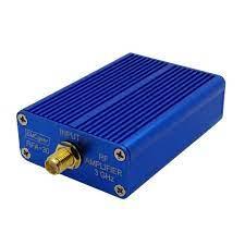 USB powered RF amplifer (20 dB, 1 MHz to 3 GHz). We ship worldwide!