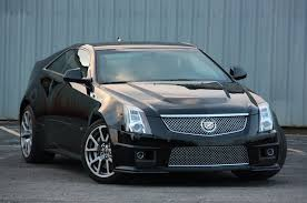 First Drive: 2011 Cadillac CTS-V Coupe Photo Gallery - Autoblog