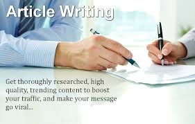i will write rich content article of words in hrs for  i will write rich content article of 1000words in 24hrs