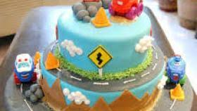 Best Birthday Cake Designs For Baby Boy Porsche Car