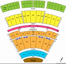 Nokia Theater Dallas Seating Chart 2019