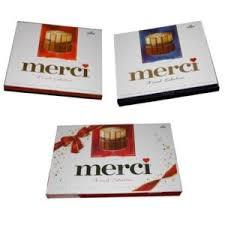 <b>Конфеты Merci</b>   Отзывы покупателей