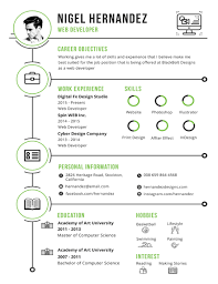 Infographic Resume Gorgeous Free Minimalist Infographic Resume And CV Template Download 60