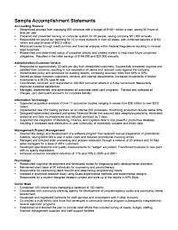 Resume Professional Achievements Examples sample achievements in resume Kaysmakehaukco 2