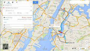 planning  can i use google maps traffic information to estimate