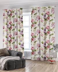 <b>Шторы</b> «<b>Flowers</b> 2» купить в Санкт-Петербурге по низкой цене