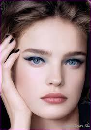 best hair color for grey blue eyes 2018