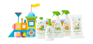 Plant Derived Biobased Household Products Babyganics