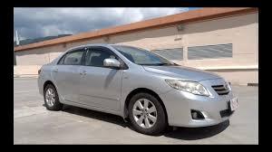 2008 Toyota Corolla Altis 1.6 E Start-Up and Full Vehicle Tour ...