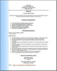 Cv Format For Airlines Job Airlines Resume Occupational Examples Samples Free Edit With Word