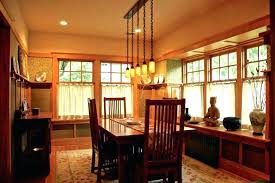craftsman lighting dining room. Craftsman Dining Room Lighting Charming Home Decor Ideas