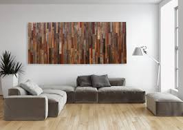 Living Room Large Wall Decorating Wall Sculpture Etsy