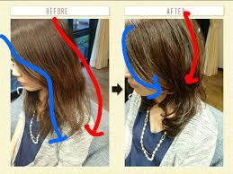 ロングのほうがくせ毛は扱いやすい伸ばしたほうがいい