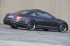 Tuning The Mercedes-Benz CL-Class: The Kicherer CL 60 Coupe ...