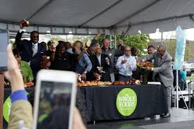Whole Foods Market Celebrates The Opening Of Its Newest Chicago