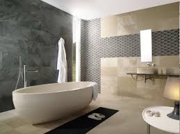 modern bathroom tile designs. Magnificent Ultra Modern Bathroom Tile Ideas Photos Images Pictures Tiles Gallery Gorgeous Black And Brown Combined With Soaking Tub Beside Rug Set In Front Designs S