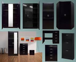 Shiny Black Bedroom Furniture Bedroom Compact Black Bedroom Furniture Brick Picture Frames