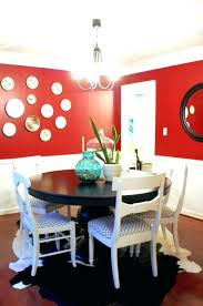 red dining room wall decor 6 cute red dining room ideas dining room red dining room