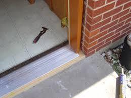exterior-door-threshold-repair : Best Exterior Door Threshold ...