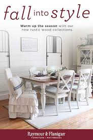 If you love the look of timeworn furniture youu0027re sure to appreciate this  Sagamore 5piece dining set Its distressed bisque finish and distressed  natural