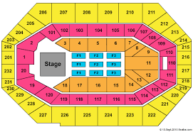 Conseco Fieldhouse Seating Chart View Conseco Seating Chart