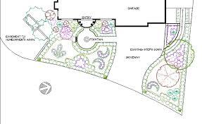 french garden plan