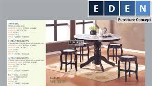 furniture malaysia kitchen dining table set meja makan set 17422