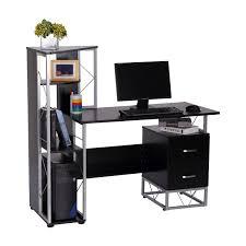 home office workstation. HOMCOM 53\ Home Office Workstation