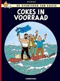 Bolcom Kuifje 019 Cokes In Voorraad Hergé 9789030325031 Boeken