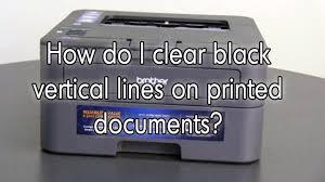 Hp Color Laser Printer Vertical Lines L