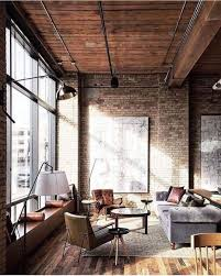 Loft Interior Design Ideas Brilliant Ideas F Industrial Living Rooms  Industrial Interiors