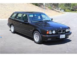 1995 BMW 525i Touring Wagon E34 (525iT)