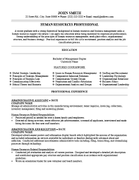 Resume Template Executive Assistant Administrative Assistant Resume