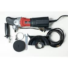 wet polisher with all parts included