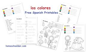 Kindergarten Worksheet Packet Spanish Food Worksheets – Lesrosesdorfo